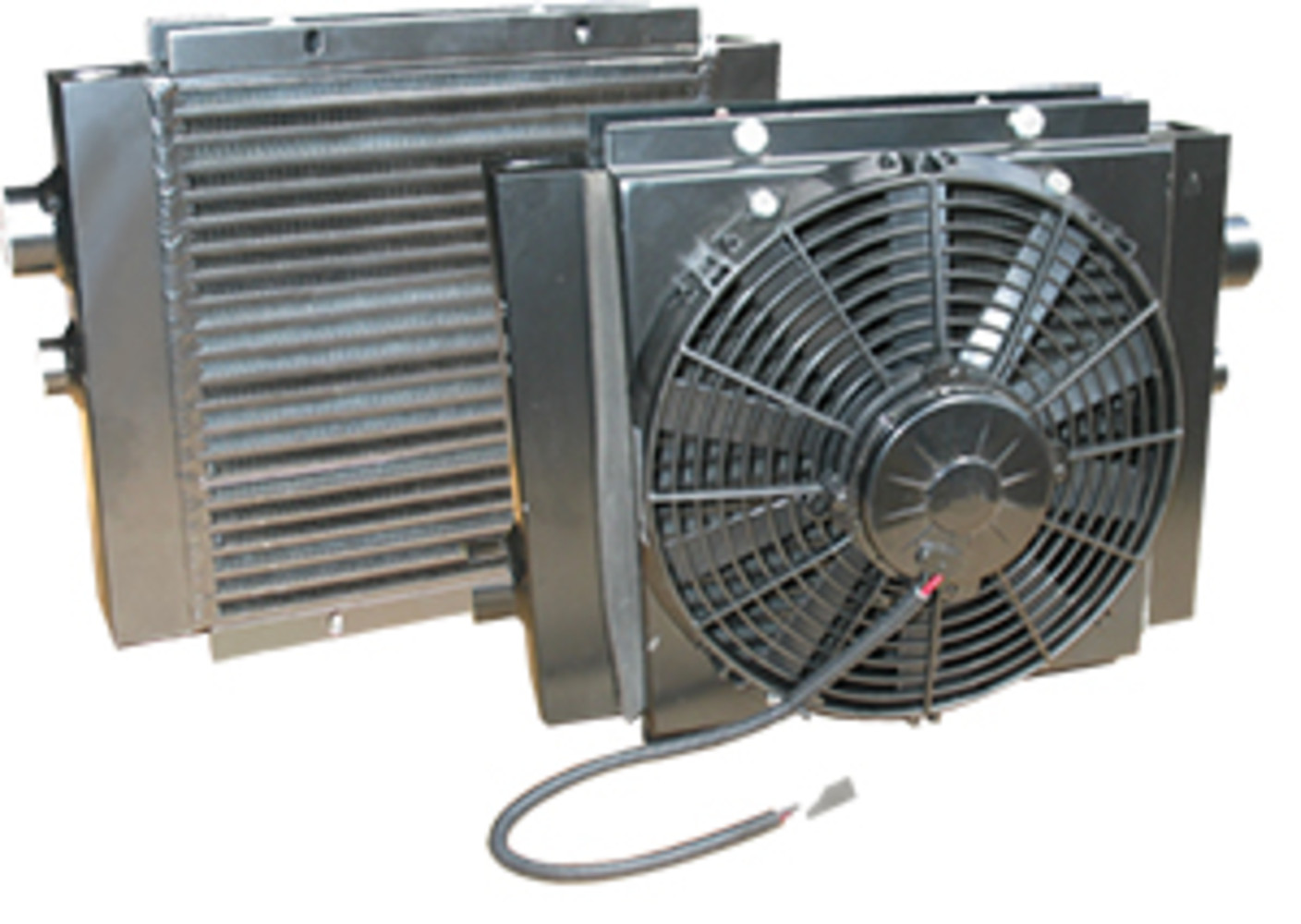 Bosch Hydraulic Oil Coolers : Maxim mobile oil cooler with dc fan gpm k