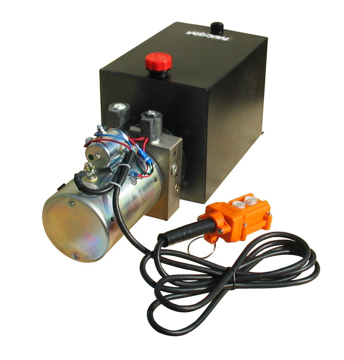 Hydraulic Power Units 12v Dc Double Acting