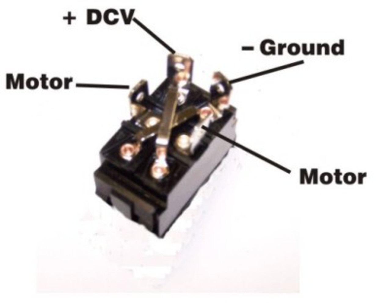 Dual Rotation 30 Amp Rocker Switch 30 Amp Rocker Switch