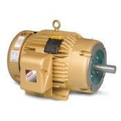 Baldor 3-Phase Electric Motor: TEFC Enclosure, 145TC Frame, 3 HP, 60 HZ,  MFG  No  CEM3559T