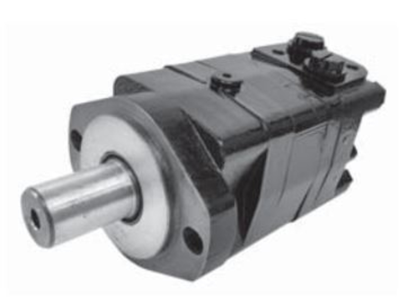 Chief bmsy hydraulic motors replacement for char lynn for Char lynn hydraulic motor repair