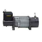 pierce planetary electric 12v dc winches 20 000 lbs 420 1 rh baileyhydraulics com Residential Electrical Wiring Diagrams Residential Electrical Wiring Diagrams